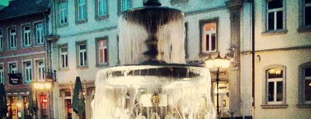 Kaiserslautern is one of Mujdat 님이 좋아한 장소.