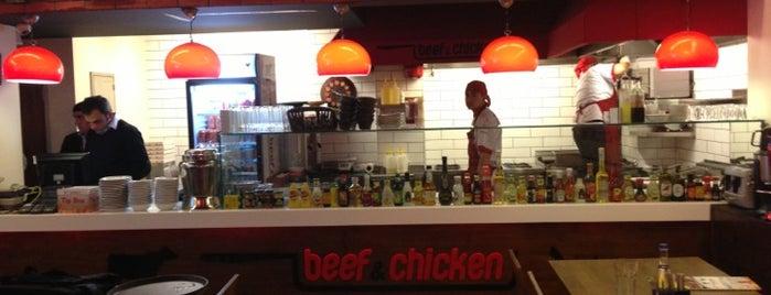 Beef & Chicken Yeşilyurt is one of Orte, die Salih gefallen.