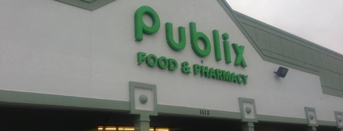 Publix is one of 💫Coco 님이 좋아한 장소.