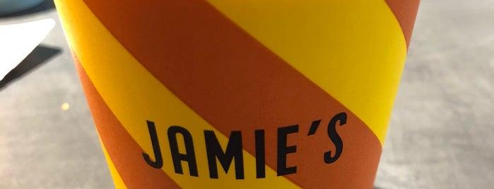 Coffee Van by Jamie Oliver is one of Düsseldorf Best: Coffee & desserts.