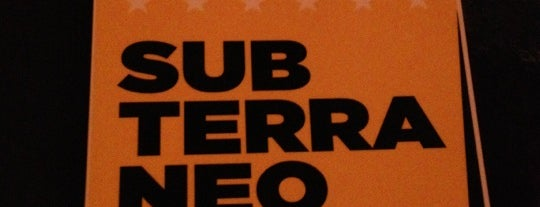 Subterraneo is one of Chile.