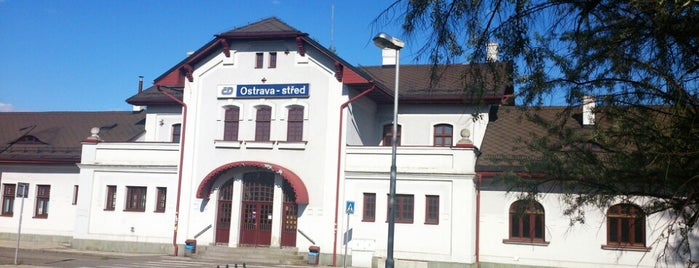 Ostravská nádraží