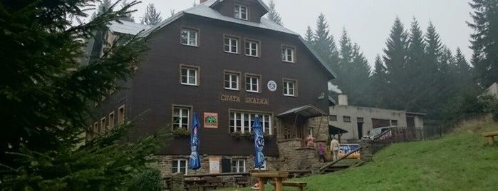 Horská chata Skalka is one of Turistické chaty SK, CZ, PL.