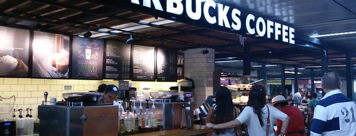 Starbucks is one of Sergio M. 🇲🇽🇧🇷🇱🇷 님이 좋아한 장소.