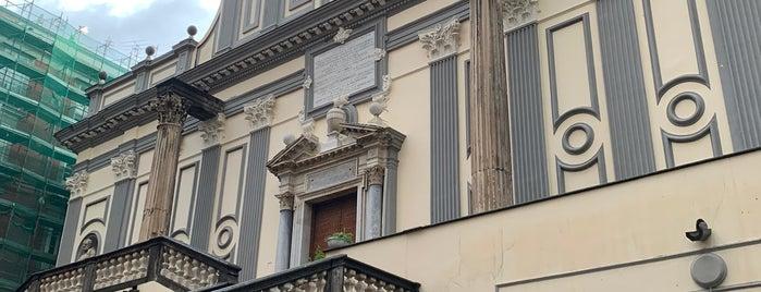 Basilica di San Paolo Maggiore is one of NAPLES - ITALY.