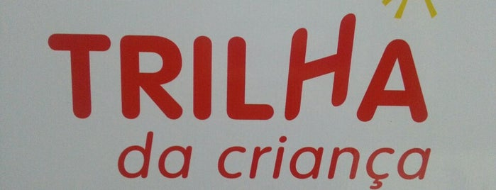 Trilha Da Criança is one of Robsonさんのお気に入りスポット.