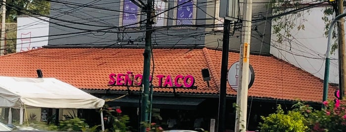 Señor Taco is one of Top picks for Taco Places.