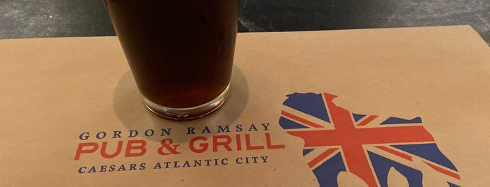 Gordon Ramsay Pub and Grill is one of Lieux qui ont plu à Ryan.