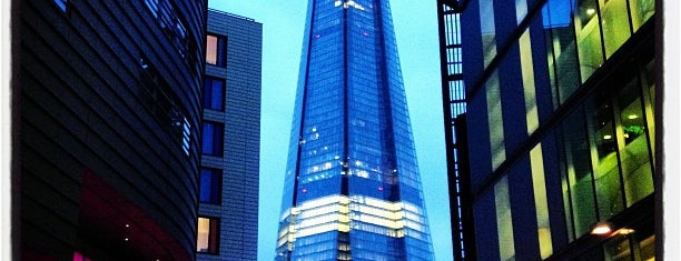 The Shard is one of UK & Ireland.