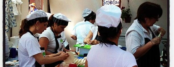 Feria de Mataderos is one of Buenos aires.