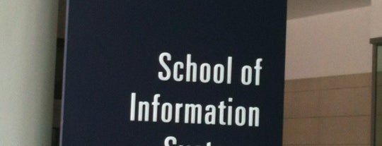 SMU School Of Information Systems is one of Свои.