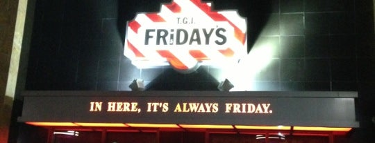TGI Fridays is one of Food.