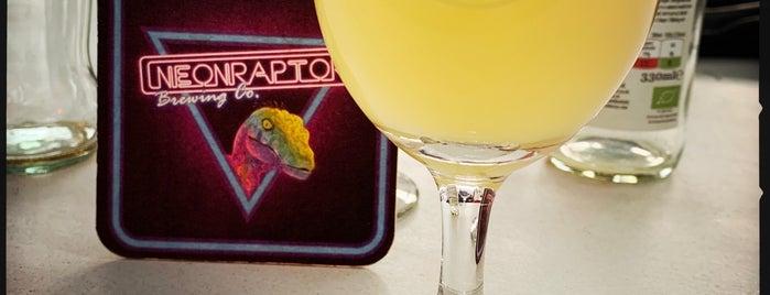 Neon Raptor Brewing Company is one of Carl : понравившиеся места.