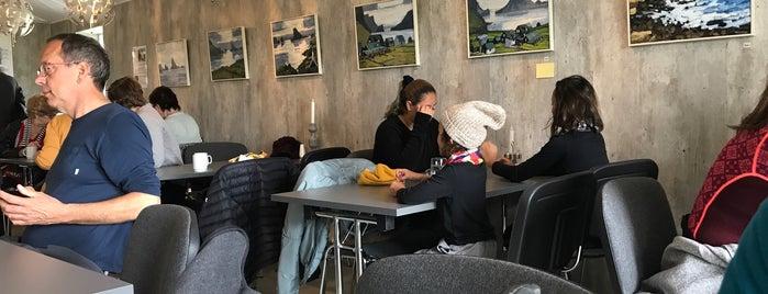Gasadalsgadur Café is one of Faroe Islands 🇫🇴.