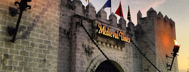 Medieval Times Dinner & Tournament is one of Kissimmee & Melbourne, FL.