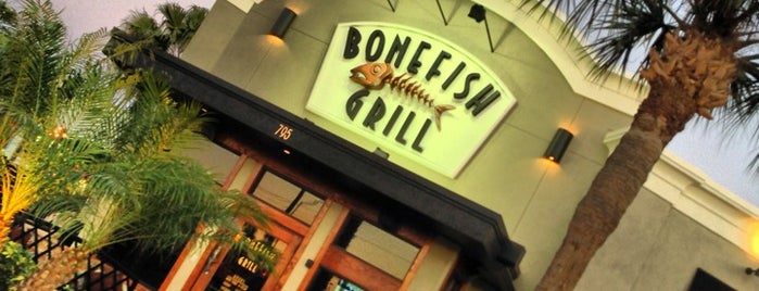 Bonefish Grill is one of Seafood Restaurants.