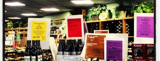 PA Wine & Spirits is one of Food and Drink.