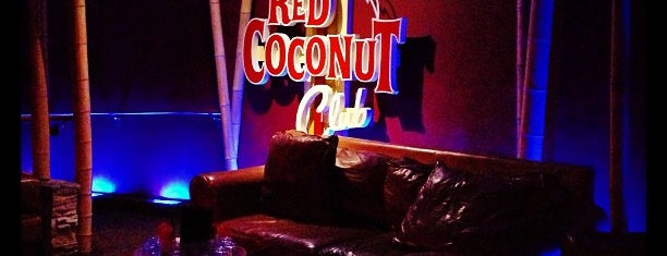 Red Coconut Club is one of ENTERTAINMENT.