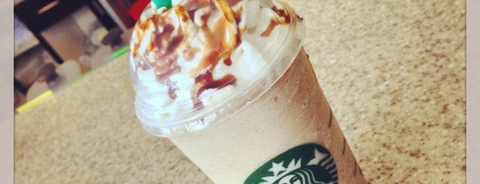 Starbucks is one of Food and Drink.