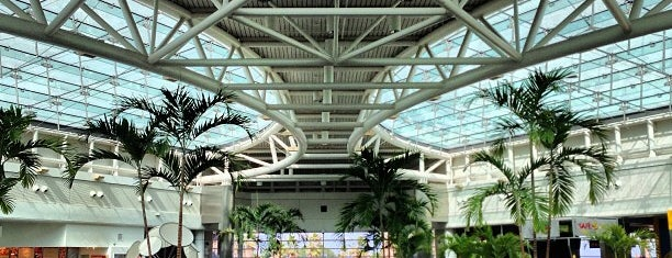 Orlando International Airport (MCO) is one of Airports (around the world).