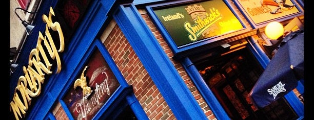 Moriarty's Restaurant & Irish Pub is one of Places I Need To Visit.
