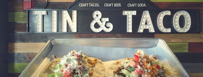 Tin & Taco is one of MCO.