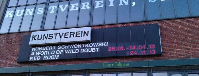Kunstverein is one of Orte, die Daniel gefallen.