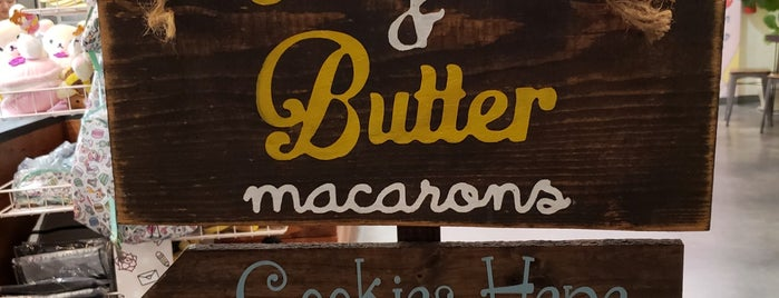 Honey & Butter is one of Mayleaさんのお気に入りスポット.