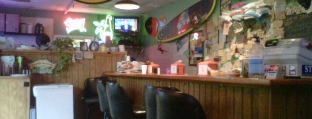 Stu's Surfside Subs is one of Restaurants I've been to.