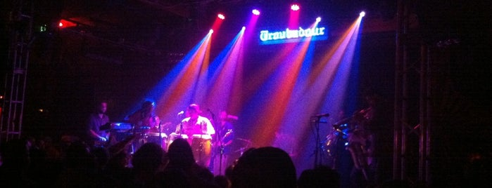 The Troubadour is one of LOS ANGELES.