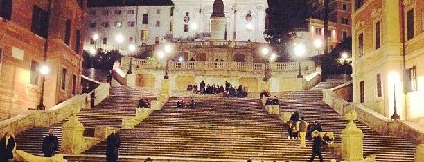 İspanyol Meydanı is one of When in Rome....