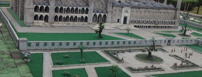 Miniatürk is one of Istanbul.
