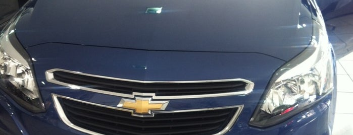 Nova Chevrolet is one of Dealers.