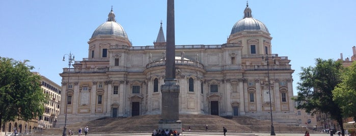 Piazza dell'Esquilino is one of Rome / Roma.