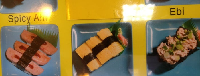 Shogun Sushi is one of The Sushi Restaurant in Hawaii.