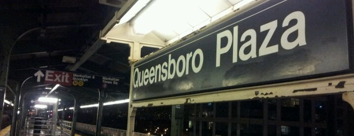 MTA Subway - Queensboro Plaza (7/N/W) is one of Posti che sono piaciuti a enrico.