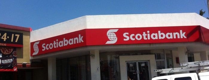 Scotiabank is one of Jesus'un Beğendiği Mekanlar.