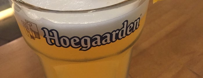Hoegaarden Greenhouse is one of Brejas Premium.