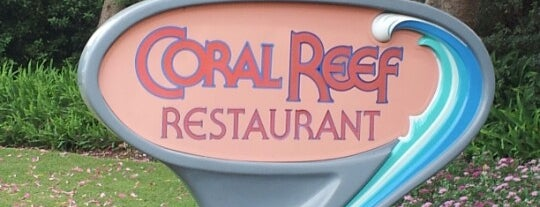 Coral Reef Restaurant is one of Locais curtidos por Alistair.