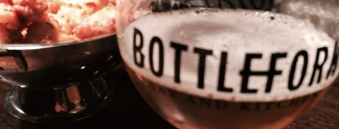 Bottlefork is one of Open Kitchens - Chicago.