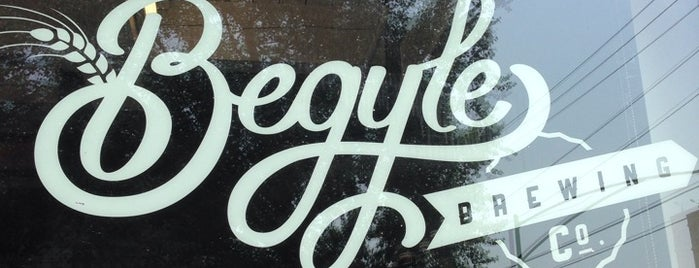 Begyle Brewing is one of Breweries I've Visited.