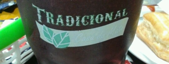 Tradicional Casa do Mate is one of Cledson #timbetalab SDV 님이 저장한 장소.
