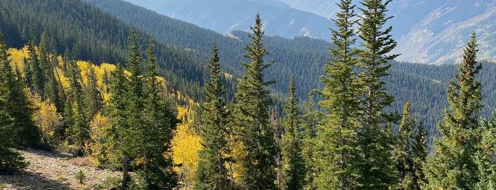 Top Of Aspen Mountain is one of Lugares favoritos de Kyle.