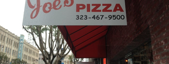 Joe's Pizza - Hollywood Blvd is one of Favorite Places in California.