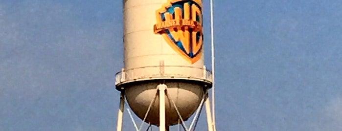 Warner Bros. Studios is one of Noel'in Beğendiği Mekanlar.
