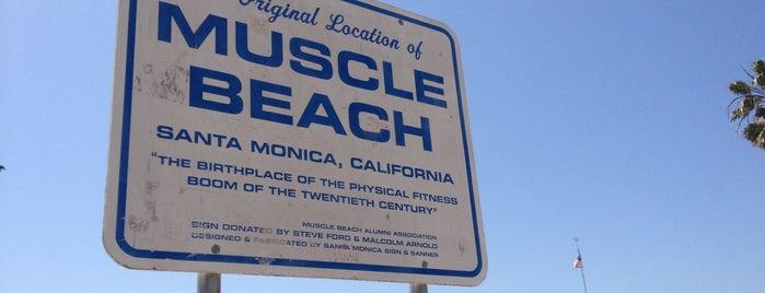 Original Muscle Beach is one of Noel'in Beğendiği Mekanlar.