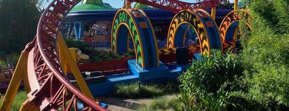Slinky Dog Dash is one of Locais curtidos por Priscila.