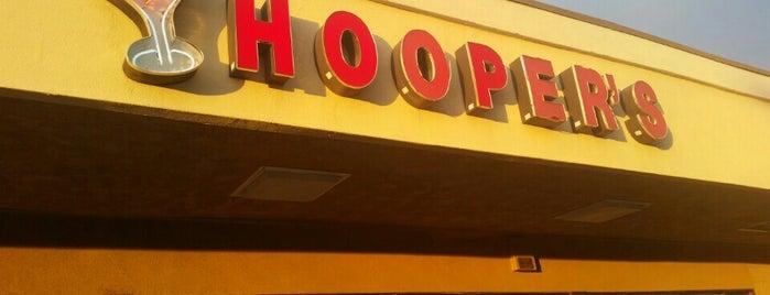 Hooper's Pub is one of Tempat yang Disimpan Lyss.