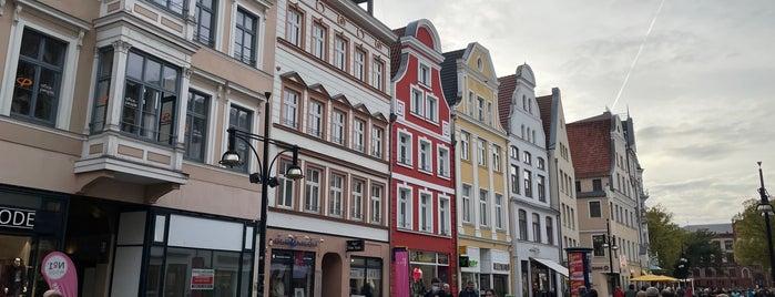 Kröpeliner Straße is one of Rostock & Warnemünde🇩🇪.