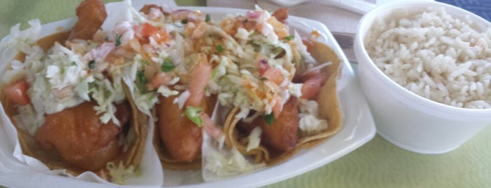 Tacos Baja Ensenada is one of LA/SoCal.